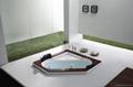 亞克力按摩浴缸 水療浴缸  泡