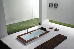 Massage bathtub  bathroom hot tub M-2040