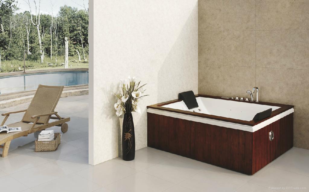 Massage bathtub  bathroom hot tub M-2036A