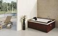 Massage bathtub  bathroom hot tub M-2036A 1