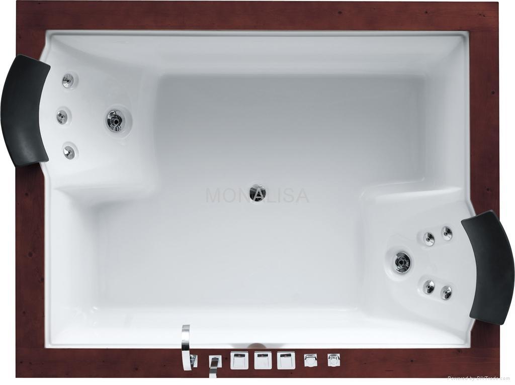 Massage bathtub  bathroom hot tub M-2036A 3