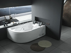 Massage bathtub  bathroom hot tub M-2016
