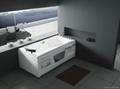 Massage bathtub  bathroom hot tub M-2026