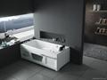 Massage bathtub  bathroom hot tub M-2006
