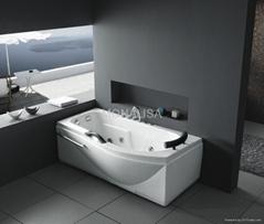 massage bathtub  bathroom bath  whirl pool M-8108