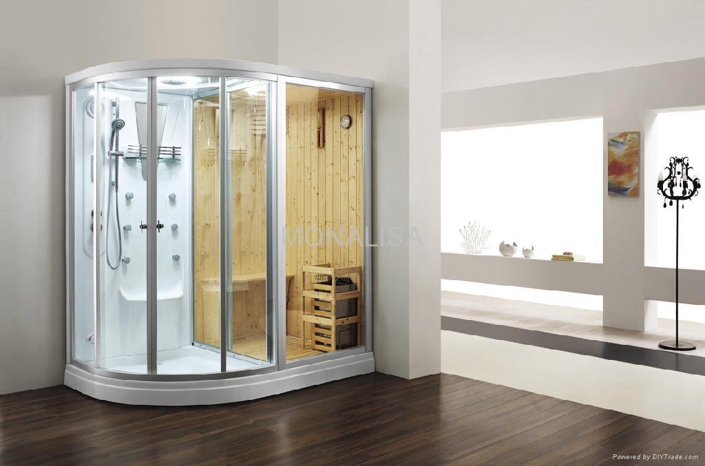 Steam room Shower room China Manufacturer STEAM ROOM Monalisa