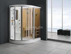 Steam Sauna Shower Room