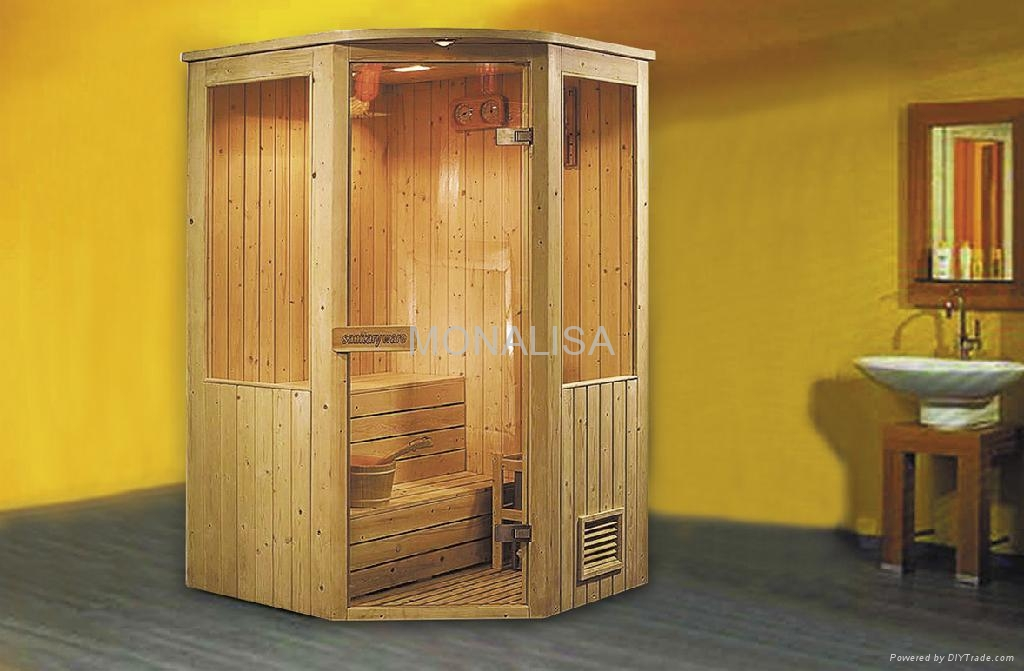Sauna house steam room china manufacturer sauna for Sauna for house