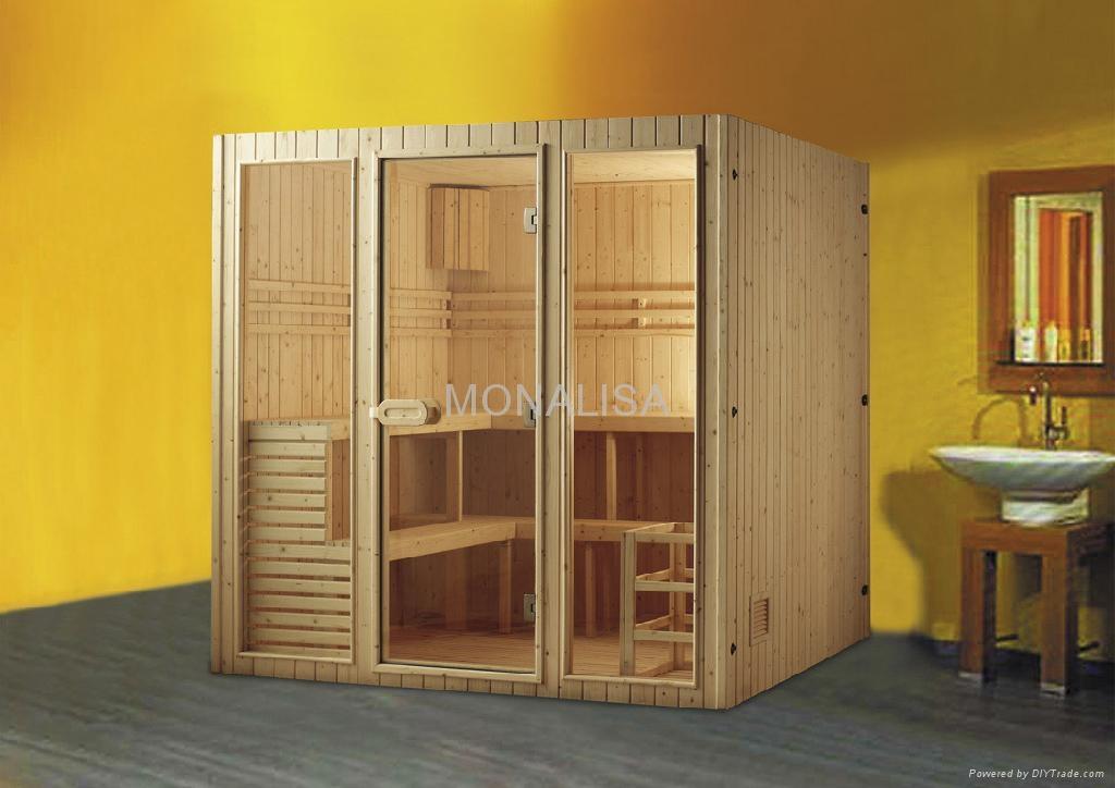sauna room, steam room, stove stone room