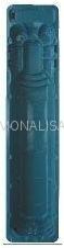 Longest Monalisa outdoor spa swimming pool M-3326 3