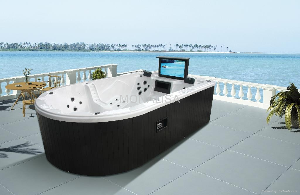 luxury monalisa outdoor spa M-3361 - SPA M-3361 - MONALISA SPA ...
