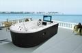 luxury monalisa outdoor spa M-3361
