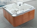 Outdoor spa for 5 persons (M-3354)