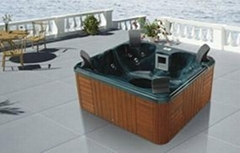 outdoor spa hot tub M-33
