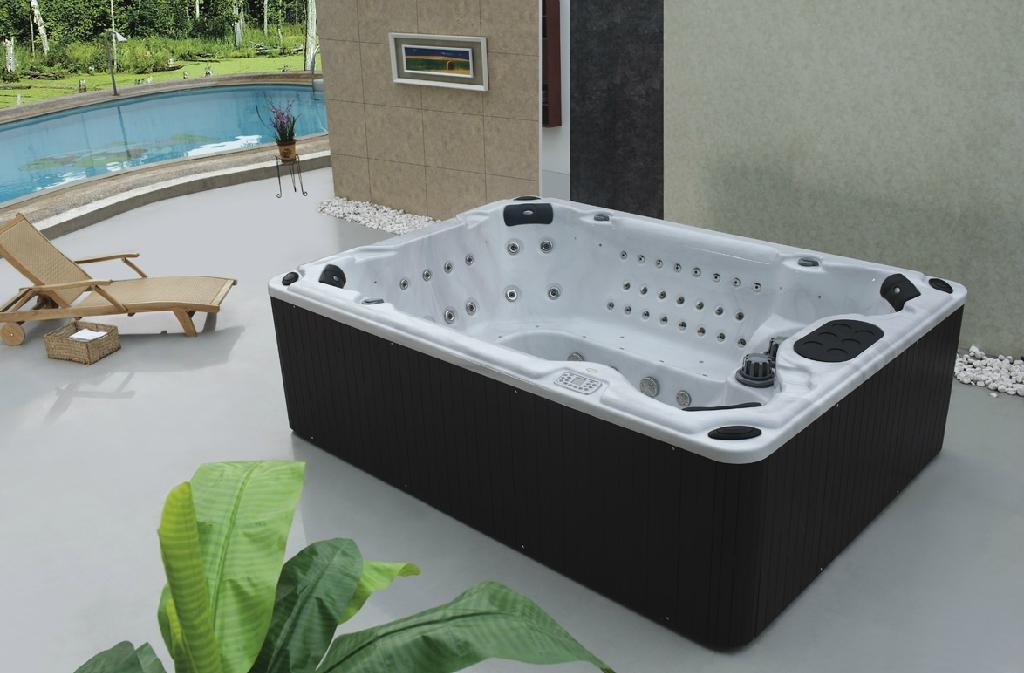 Monalisa 9 Persons Whirlpool Outdoor Spa M-3303 - China - Manufacturer