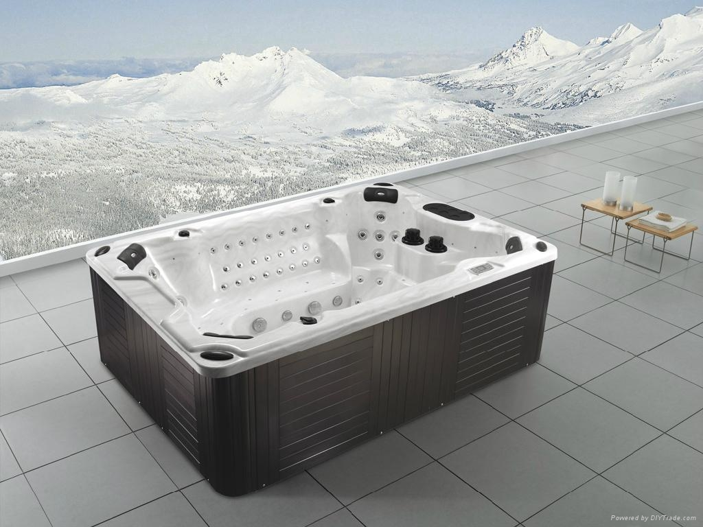 monalisa 9 persons whirlpool outdoor spa m 3303 china. Black Bedroom Furniture Sets. Home Design Ideas