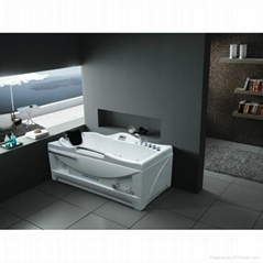 Massage bathtub bathroom hot tub  M-2056B