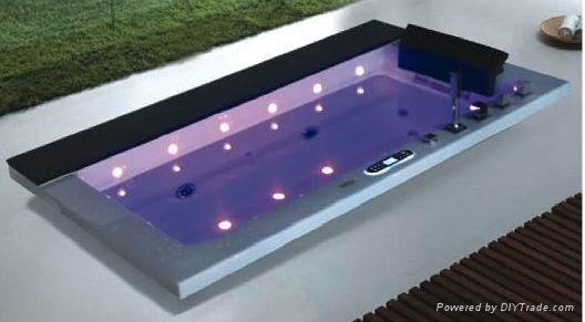 Massage bathtub bathroom hot tub  M-2049