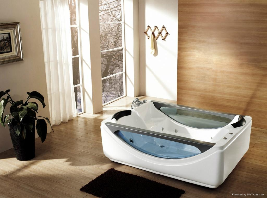 Massage bathtub bathroom hot tub m 2046 monalisa china for Hot bathroom