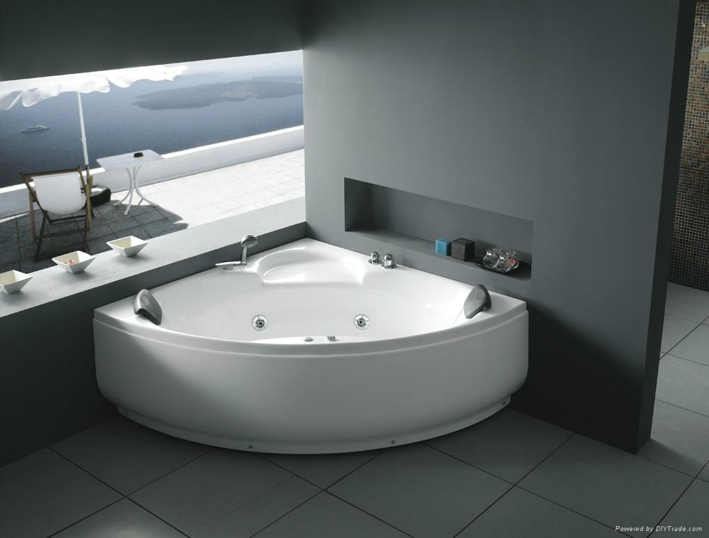 Massage Bathtub Bathroom Hot Tub M 2044 China