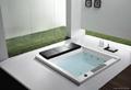 Massage bathtub bathroom hot tub  M-2042