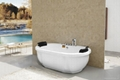 Massage bathtub bathroom hot tub M-2038A
