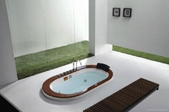 Massage bathtub bathroom hot tub  M-2038