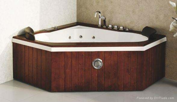 Massage bathtub  bathroom hot tub M-2035A