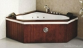 Massage bathtub  bathroom hot tub