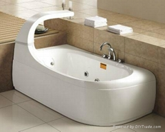 Massage bathtub  bathroom hot tub M-2025
