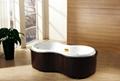 Massage bathtub bathroom hot tub M-2007