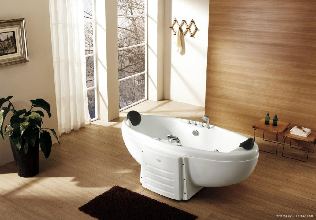 Massage bathtub bathroom hot tub M-2003 - MONALISA BATHTUB (China ...