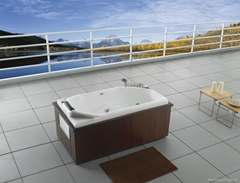 Massage bathtub bathroom hot tub M-8119