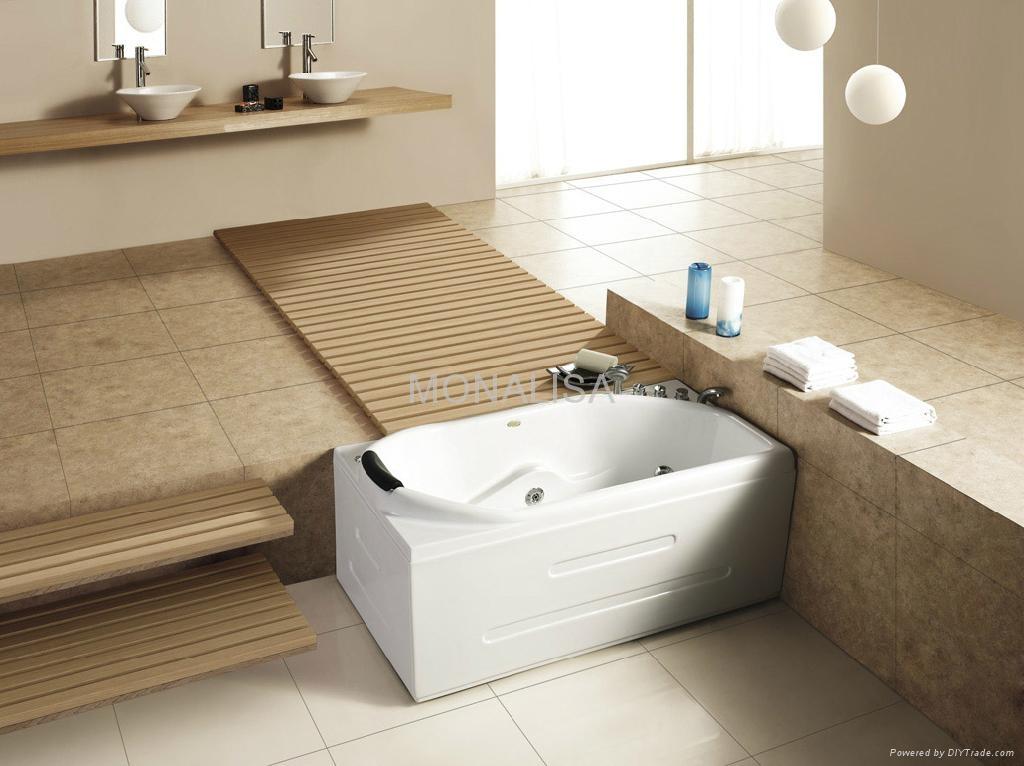 Massage bathtub bathroom hot tub M-8118
