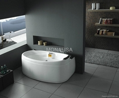 Massage bathtub bathroom hot tub M-8112