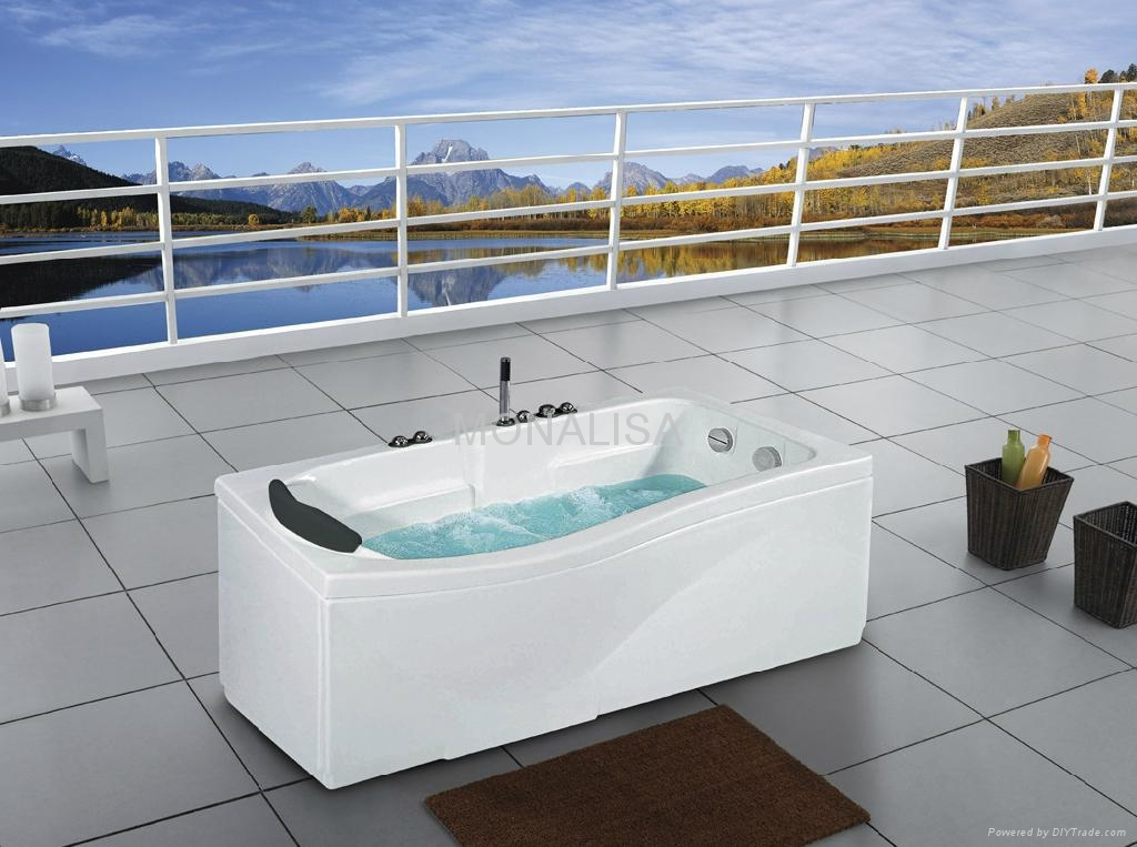 massage bathtub bathroom hot tub m 8107 monalisa bathtub china manufacturer bathtub. Black Bedroom Furniture Sets. Home Design Ideas