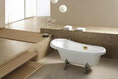 Classical indoor tub M-8110