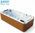 new and luxuryoutdoor spa  whirl pool  M-3370