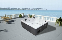 most popular outdoor spa