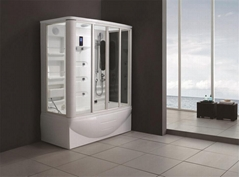 Steam shower Room Bathtu