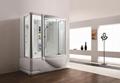 Steam shower Room Bathtub M-8250