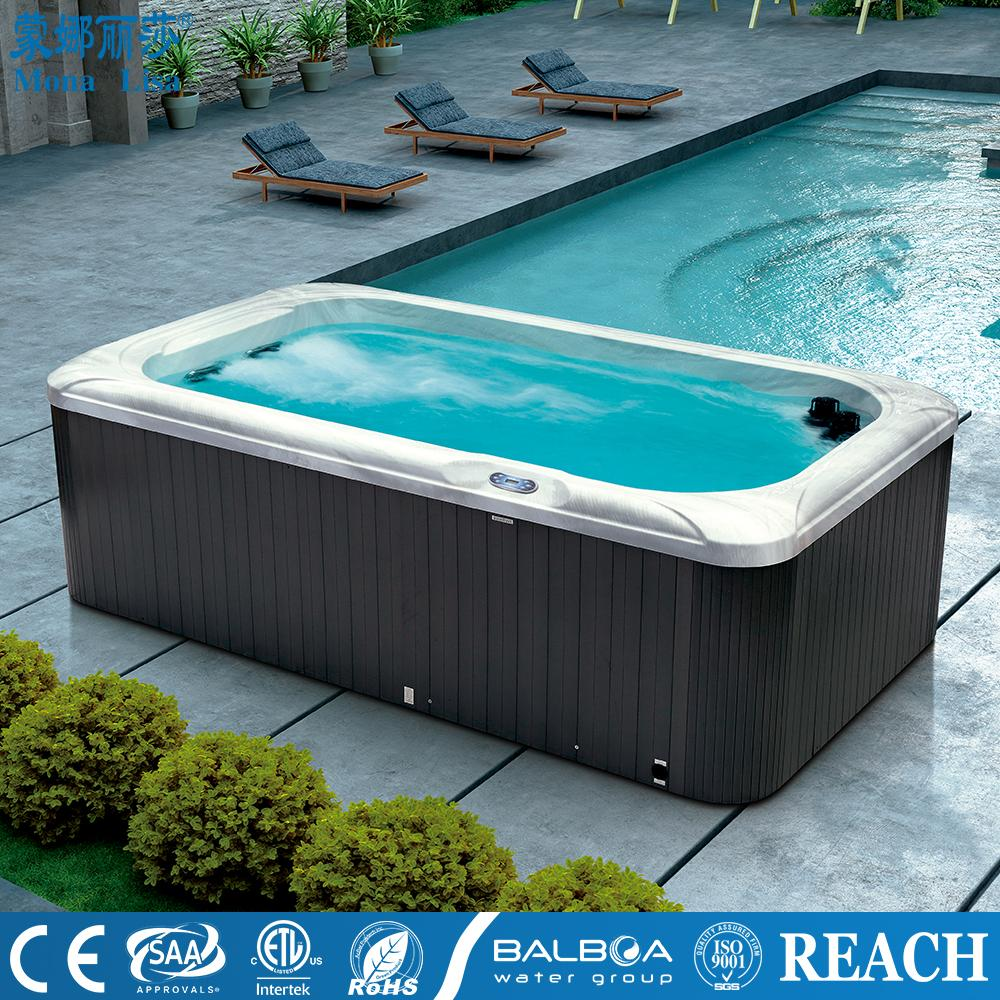 蒙娜丽莎4米经济小型游泳池 2