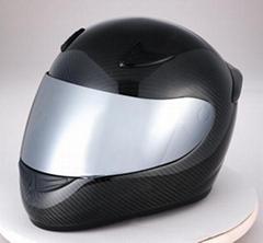 碳纤维安全帽