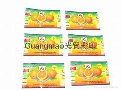PVC热收缩标签/饮料标签