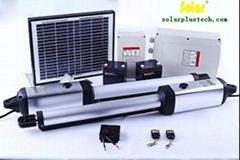 SolarPlus™ double swing gate opener KM202