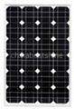 90Wp mono-crystalline silicon solar module 1
