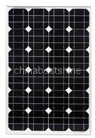 90Wp mono-crystalline silicon solar