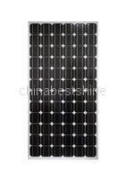 40Wp mono-crystalline silicon solar module