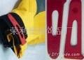 Velcro cuff pullers