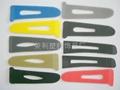 Velcro puller